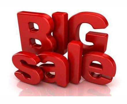 СУПЕР АКЦИЯ! Самая грандиозная онлайн распродажа 2015 года!
