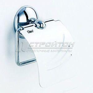 Держатель для туалетной бумаги с крышкой 1074 (12) – фото 1