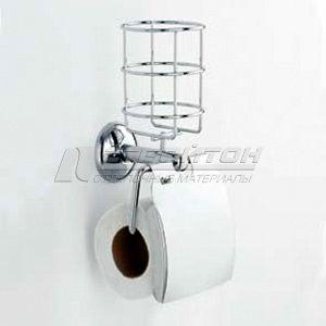 Держатель для туалетной бумаги и освежителя воздуха 1077 (12)***