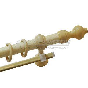 Карнизы металлопластиковые Филиграно D28мм