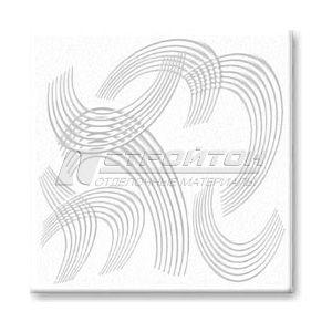 Плитка белая 08/34 (24 м.кв/96 шт)