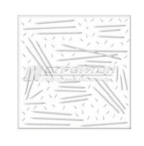 Плитка белая 08/17 (26 м.кв/104 шт)