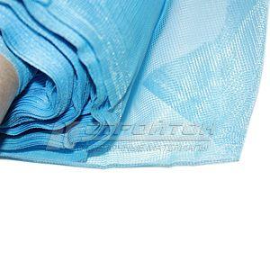 Сетка москитная (шир. 1 м) 50 п.м. голубая