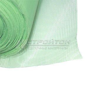 Сетка москитная (шир. 1 м) 50 п.м. зеленая – фото 2