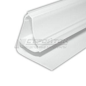 Плинтус-галтель  ПВХ 3,0  10мм (50)