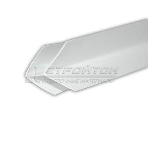 Угол наружный ПВХ 3.0  5мм (30/50)