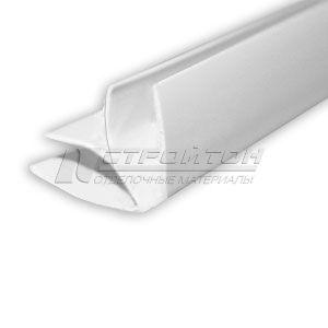 Угол внутренний ПВХ 3.0 10мм (50)