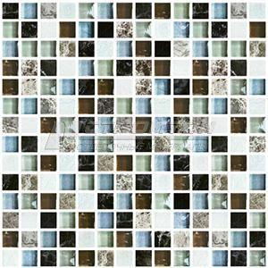 Панель ПВХ Мозаика Исландия  955*480мм (10)
