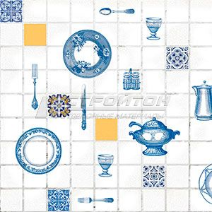 Панель ПВХ Мозаика Кухня 960*480мм (10)