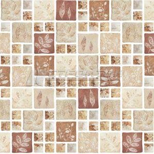 Панель ПВХ Мозаика Осенний лист 955*480мм (10)