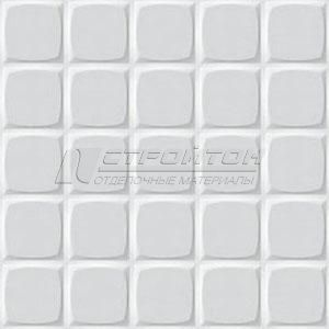 Панель ПВХ Граненый квадрат Сибирия 960*480мм (10) – фото 2