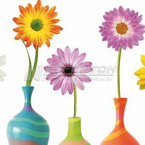 Панель ПВХ Мозаика Цветы 955*480мм (10)