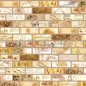 Панель ПВХ Мозаика Леонардо 980*480мм (10)