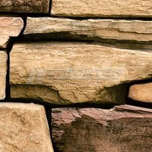 Панель ПВХ Сланец натуральный 980*498мм (10) – фото 2