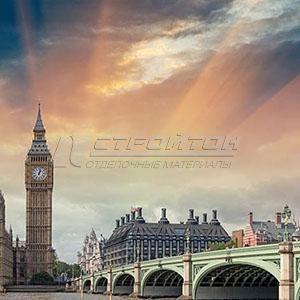 Панель декоративная АВС Пластик Лондон 2400х600х1,5мм