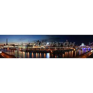 Панель декоративная АВС Пластик Мегаполис 2400х600х1,5мм