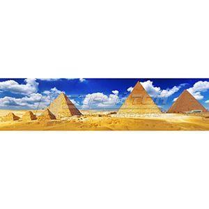 Панель декоративная АВС Пластик Пирамиды 2400х600х1,5мм – фото 1