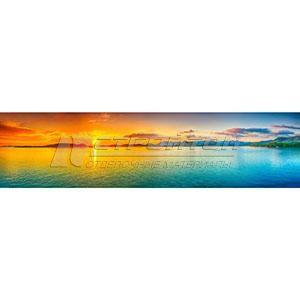 Панель декоративная АВС Пластик Закат 2400х600х1,5мм