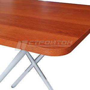 Стол складной FIREWOOD 75х55см, материалы: лдсп, сталь – фото 3