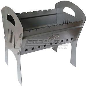 Мангал МR-1 FIREWOOD 500х510х390мм, сталь 2мм, сумка в к-те. 110742