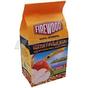 Щепа для копчения грушевая 200г FIRE WOOD (24)