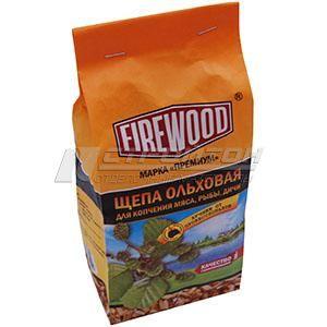 Щепа для копчения ольховая 200г FIRE WOOD (24)