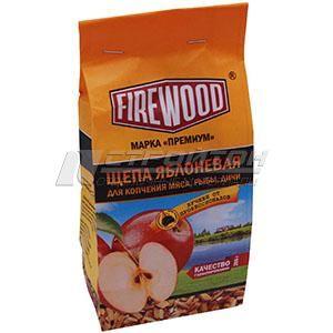 Щепа для копчения яблоневая 200г FIRE WOOD (24)