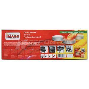 Таблетки для розжига Сухое горючее нап. 12шт. 112744 (80)
