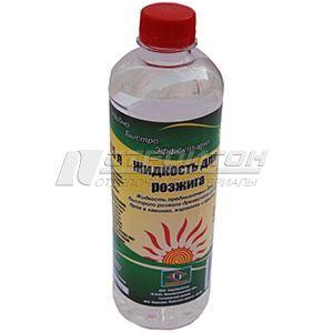 Жидкость для розжига 0,5л СЗУ (жидкий парафин) 112701 (24)