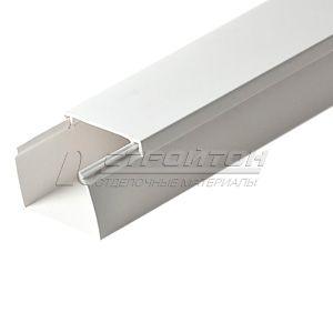 Кабель-канал 60*40мм 2,0м белый (10)