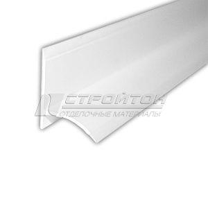 Бордюр на ванну белый 25х30х2000 мм. (25)