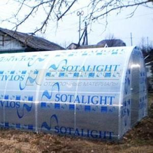 Поликарбонат SOTALIGHT 2,10х6м