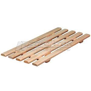 Решетка д/ванной деревянная большая (680х300) РВ2