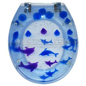 Крышка для унитаза Aqua R-8574 (4)***