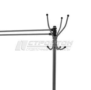 Вешалки гардеробные 6 крючков ВГ90-6