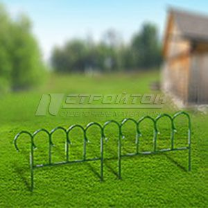 Забор декоративный малый 380х610мм (5шт.)